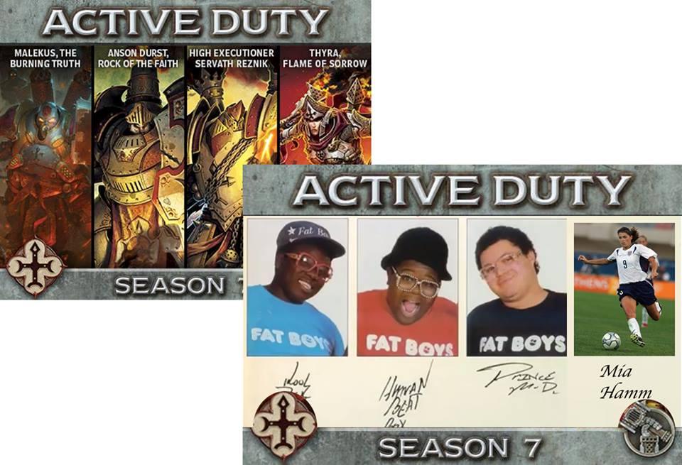2 Protectorate of Menoth Season 7 ADR