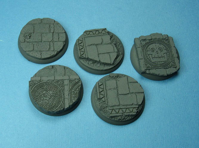 Dragonforge Aztex Bases