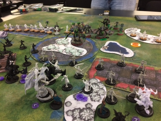 6 Legion of Everblight Fyanna2 vs Scaverous