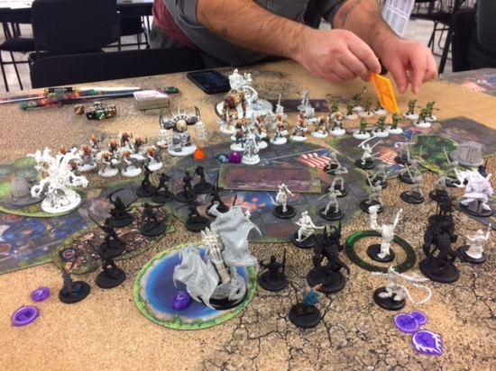 7 Legion of Everblight Fyanna2 vs Wanderer