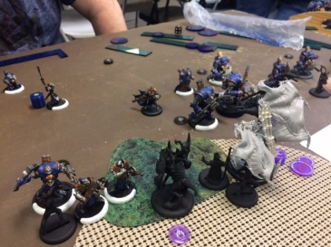 9 Legion of Everblight Fyanna2 vs Sloan