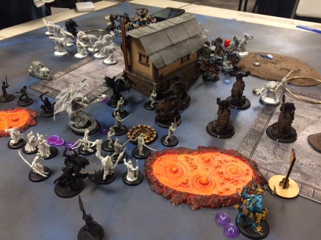 3 Legion Fyanna2 vs Trollbloods Madrak1