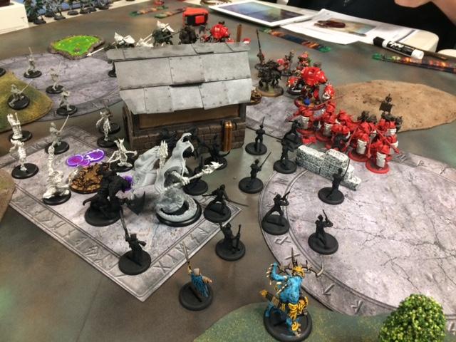 4 Legion Fyanna2 vs Khador Strakov2