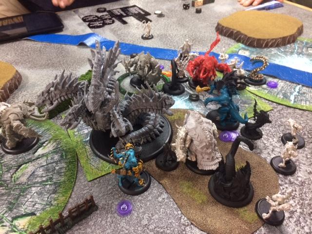 6 Legion Lylyth2 vs Skorne Naaresh