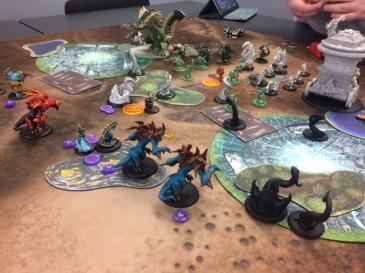 8 Legion Vayl1 vs Minions Jaga-Jaga