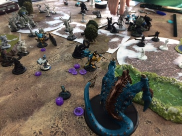 1 Legion of Everblight Vayl2 vs Sorscha1