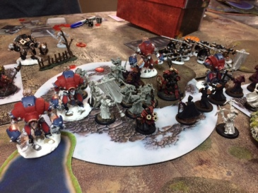 1 Protectorate of MenothTestament vs Khador Vlad1