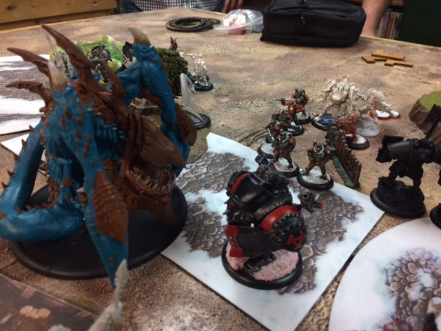 2 Legion of Everblight Vayl2 vs Vlad1