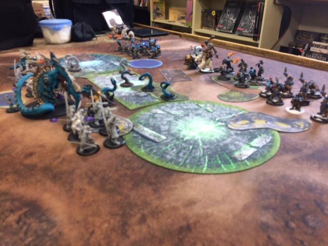 4 Legion Kallus1 vs Trollbloods Borka2