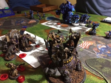 3 Hexeris2 Skorne vs Rahn Retribution