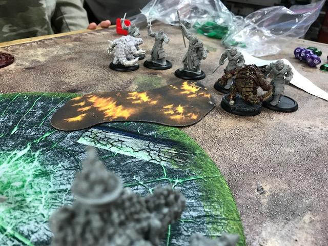 1 Minions Maelok vs Legion Kryssa