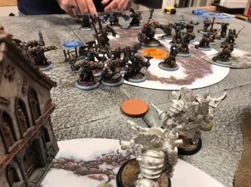 2 Minions Dr Arkadius vs Trollbloods Madrak3