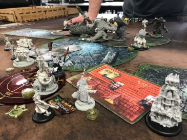 5 Minions Barnabas1 vs Krueger2 Circle