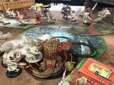 6 Minions Barnabas1 vs Iona Circle