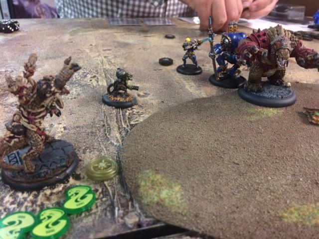 Minions Maelok vs Maddox