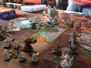Minions Rask vs Crucible Guard Syvestro