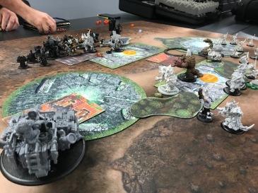 Minions Rask vs Protectorate Feora3
