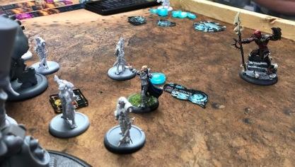 4 minions maelok vs retribution helynna