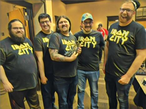 iron city americas team championship warmachine hordes 2019