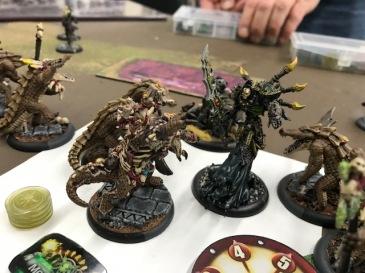 3 Minions Maelok vs Cryx Gaspy3