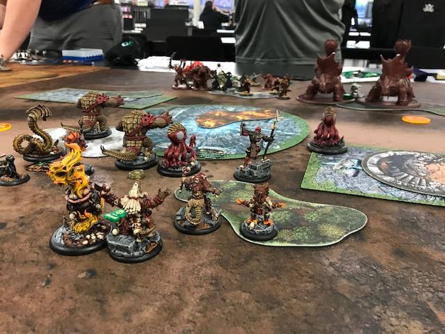 4 Minions Rask vs Skorne Makeda3