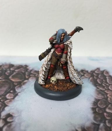 Lanyssa Ryssyl Nyss Sorceress Minions Solo