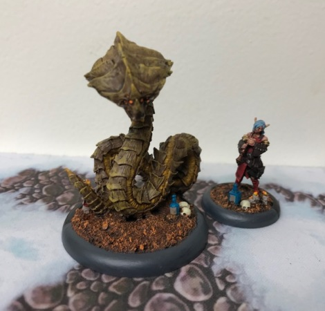 Minions Dahlia and Skarath