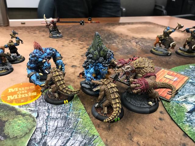 Minions Maelok vs Trollbloods Horgle2