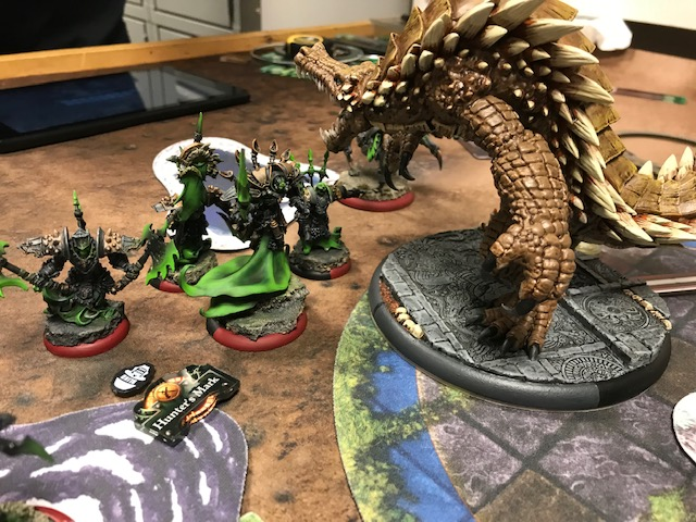 Minions Sturm and Drang Dracodile vs Gaspy2 Cryx