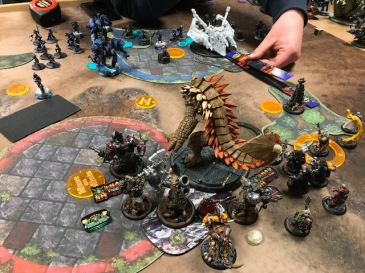 Minions Sturm and Drang vs Retribution Kaelyssa