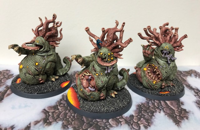 Beasts of Nurgle – Chaos Tactica 8th Ed