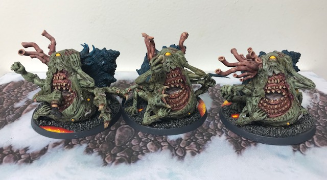 Nurgle Beasts of Nurgle Kromlech Alternative Sculpt