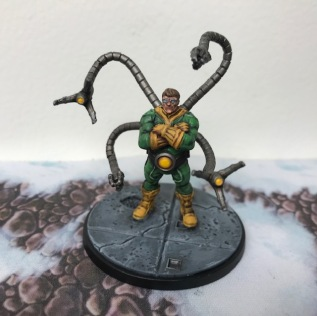 Marvel Crisis Protocol Doctor Octopus