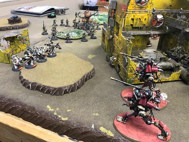 Death Guard v AdMech 2