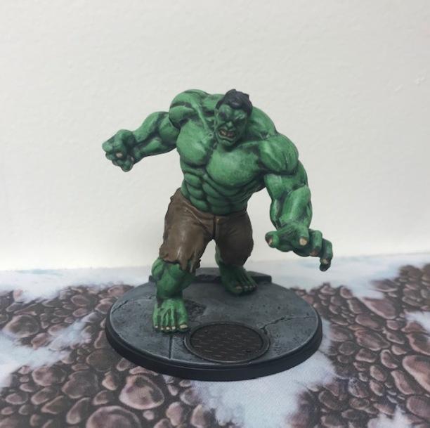 Marve Crisis Protocol Hulk