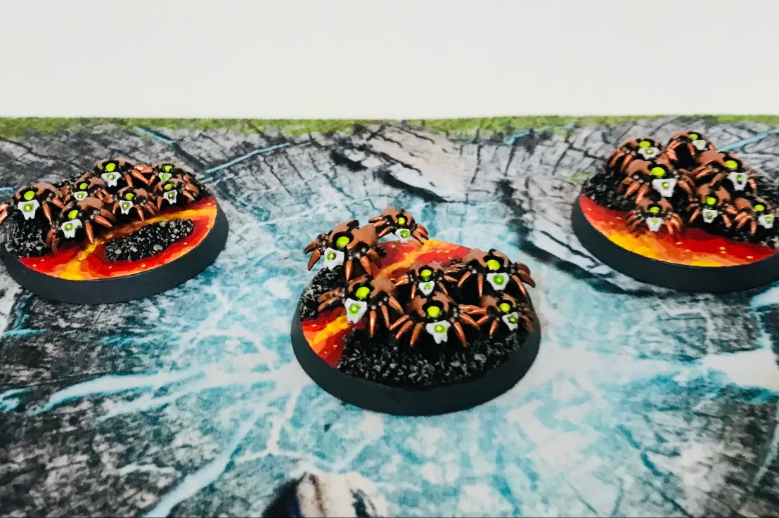 The Mighty Scarabs
